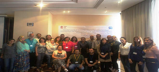 Integrating Gender Specific Services to Harm Reduction Programs in the MENA Region Workshop